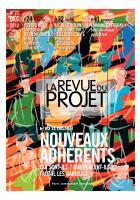 La revue du projet n° 22 : Nouveaux Adhérents