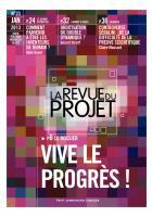 La revue du projet n° 23 : VIVE LE PROGRÈS !