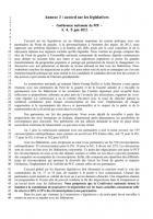 Accord sur les législatives - Conférence nationale du PCF des 3, 4, 5 juin 2011