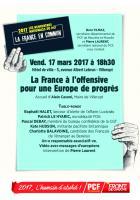 La France à l'offensive pour une Europe de progrès
