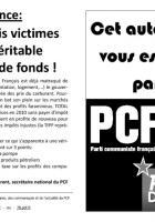 les Français victimes d'une véritable extorsion de fonds