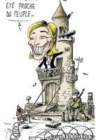 Combattre Marine Le Pen et le Front National, argumentaire