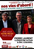 Régionales 2015 - programme