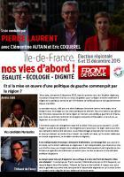 Régionales, Amina Saïd, Thibaud de Fleury, candidats muriotins
