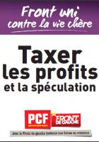Taxer les profits