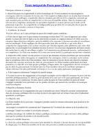 Pacte pour l'Euro +, Texte intégral