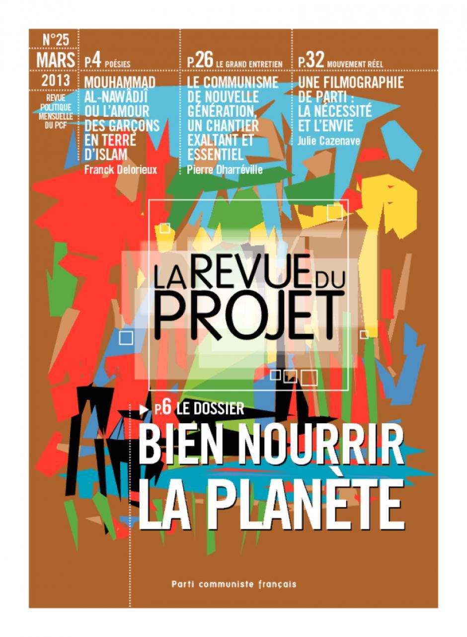 La revue du projet n° 25 : À LA CONQUÊTE D'UNE NOUVELLE CONSCIENCE DE CLASSE