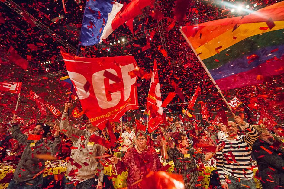 Le 36ème Congrès du PCF – 7-8-9-10 Février 2013