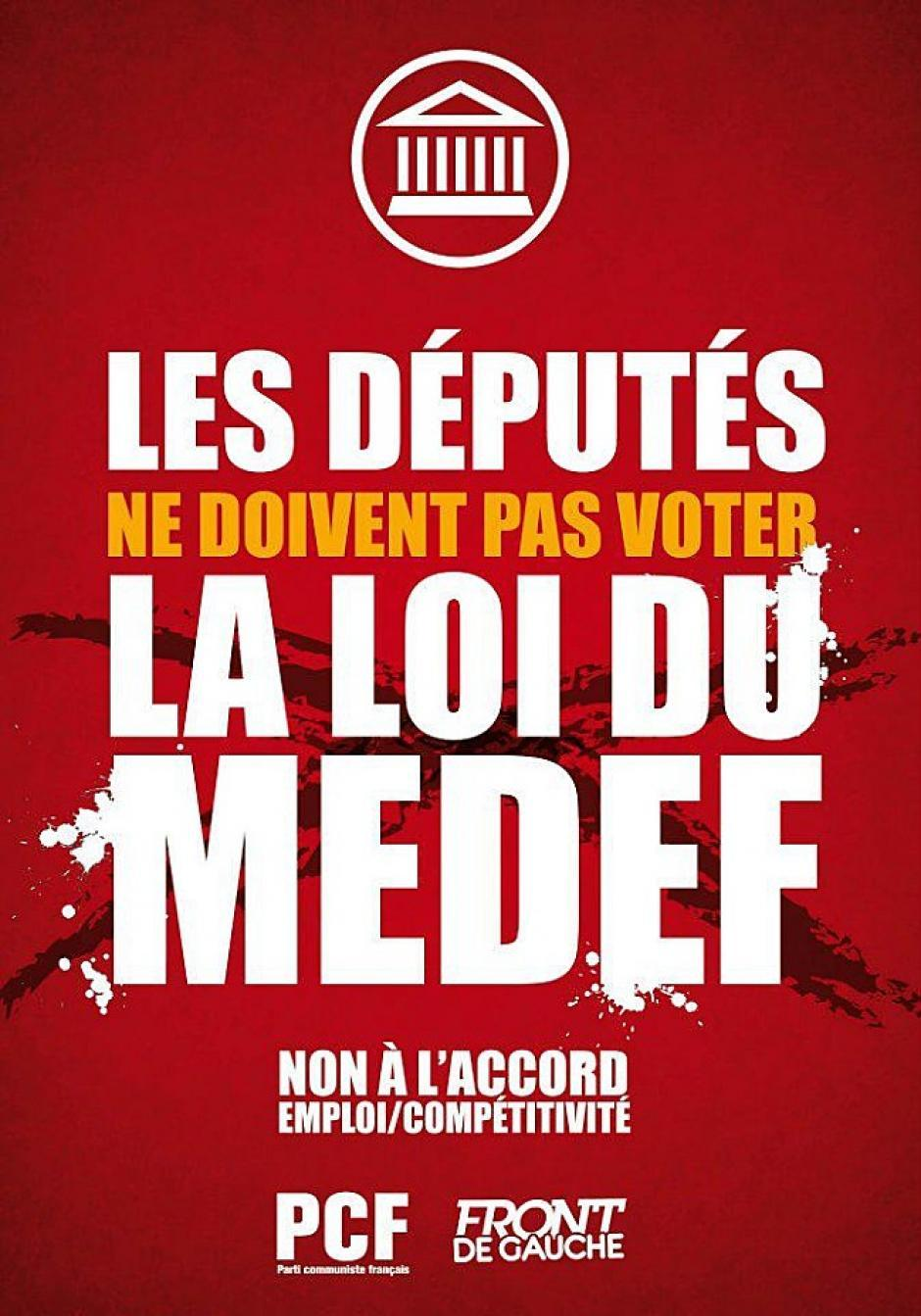 NON à l'accord