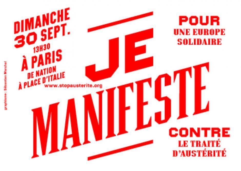 Refusons le Pacte budgétaire et ouvrons le débat en Europe !