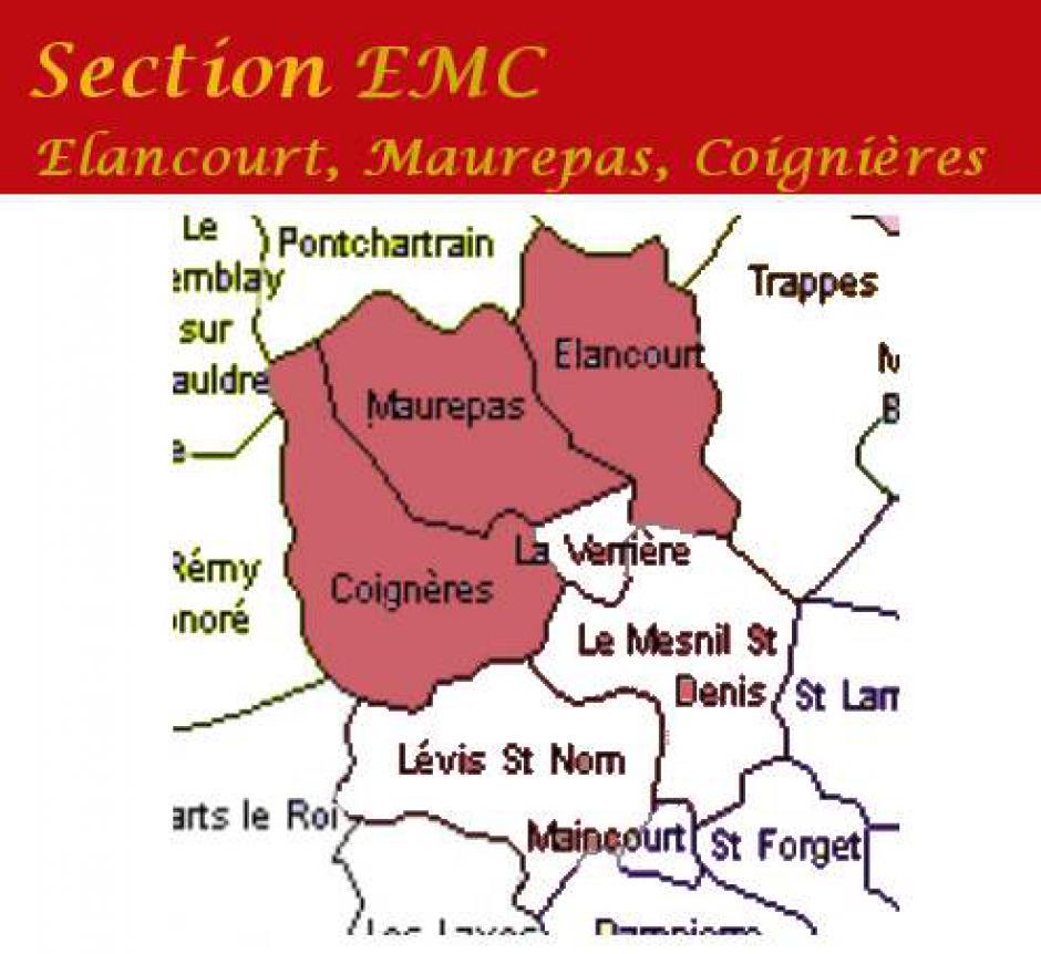 Section PCF EMC (Elancourt, Maurepas, Coignières)