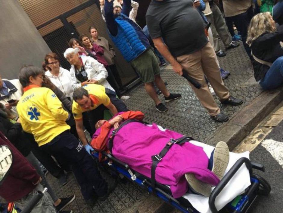 Catalogne : La France doit condamner les violences du gouvernement Rajoy