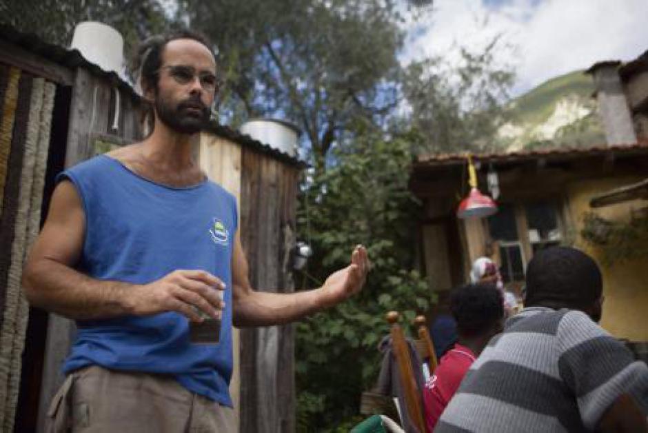Migrants : l'Etat doit être condamné, pas Cédric Herrou. (Olivier Dartigolles)