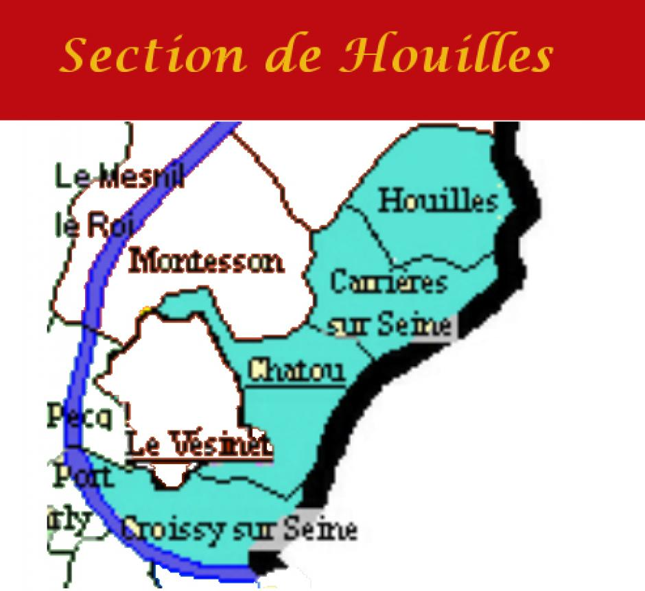 Section PCF de HOUILLES