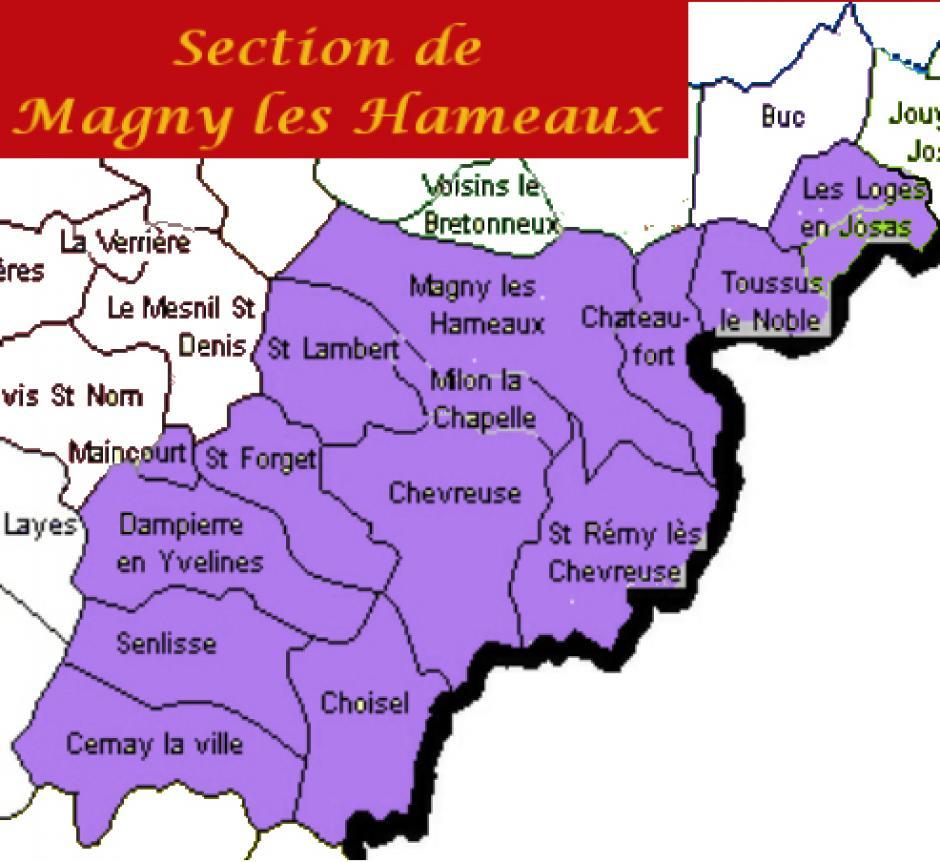 Section PCF de  MAGNY LES HAMEAUX