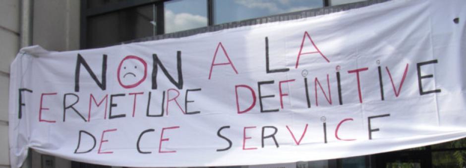 Non à la fermeture planifiée des PMI dans les Yvelines