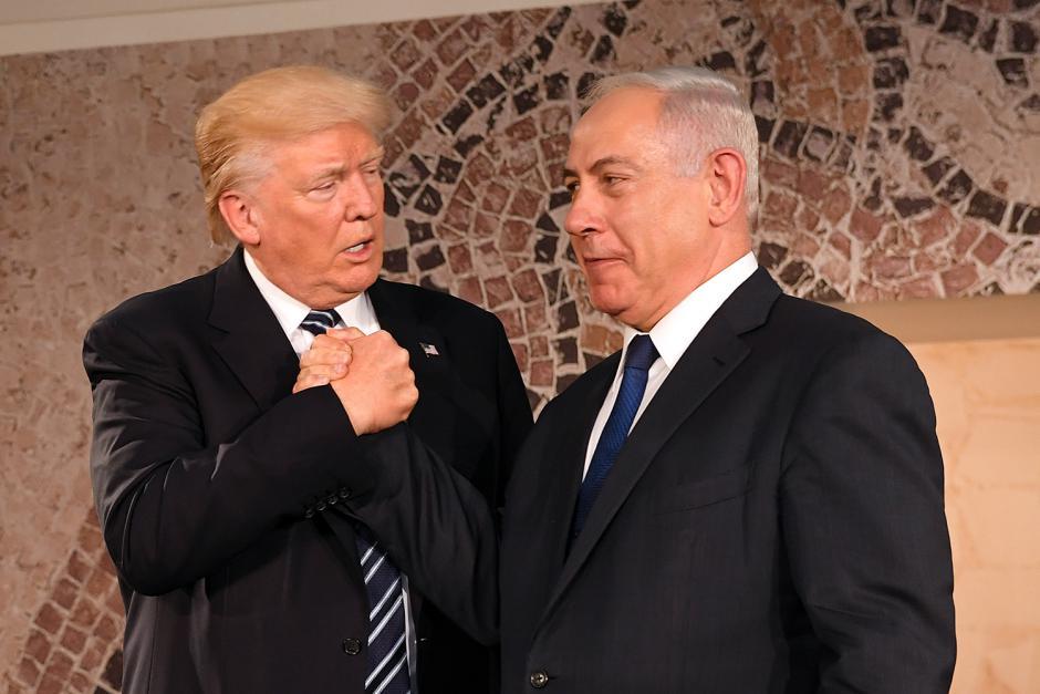 Trump sur Jerusalem : UNE IRRESPONSABILITÉ CRIMINELLE