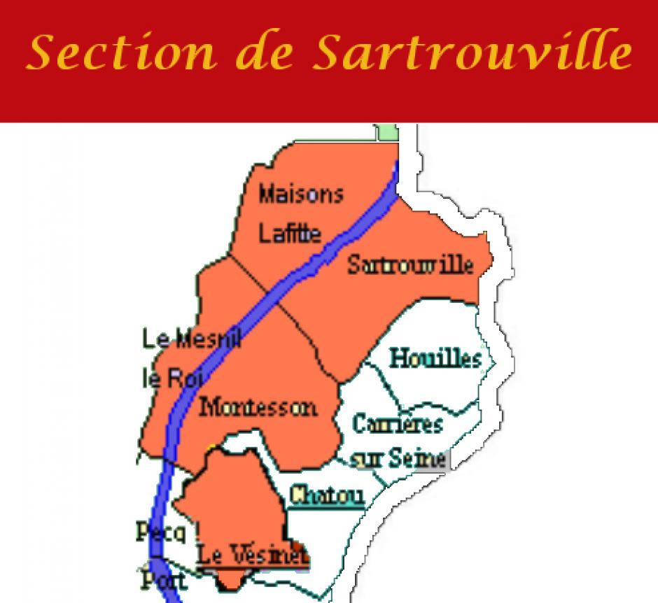 Section PCF de SARTROUVILLE