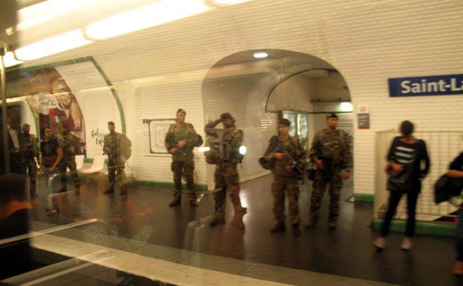 Attentat Sentinelle : Le PCF apporte tout son soutien à nos soldats blessés et à leurs familles