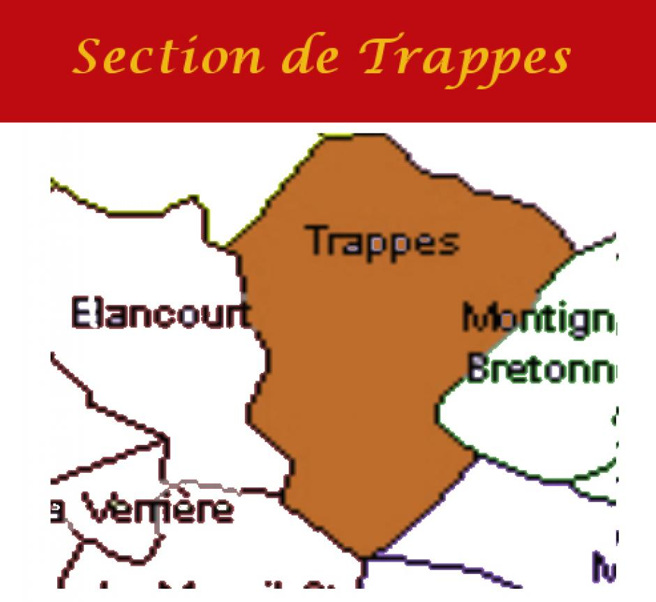 Section PCF de TRAPPES